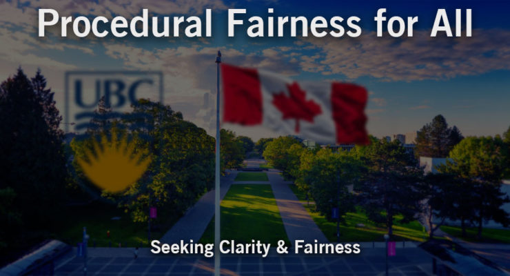 Procedural Fairness for All